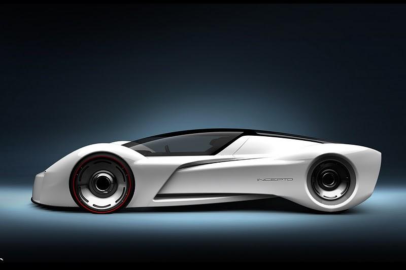 2020 Samir Sadikhovis Inceptor Supercar Concept Study