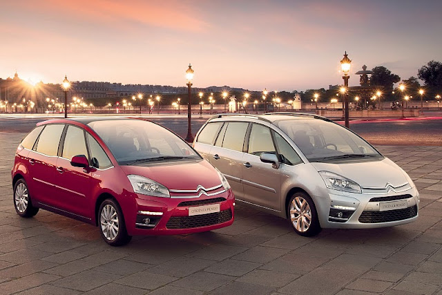 2011 Citroen C4 Picasso - Duo Cars View