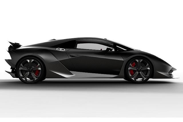 foto Lamborghini Sesto Elemento