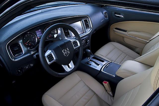 2011 Dodge Charger Srt8 Specs