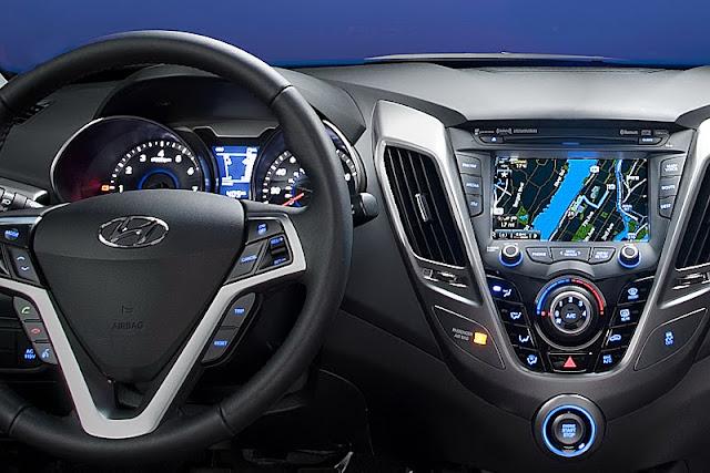 2012 hyundai veloster steering wheel view 2012 Hyundai Veloster