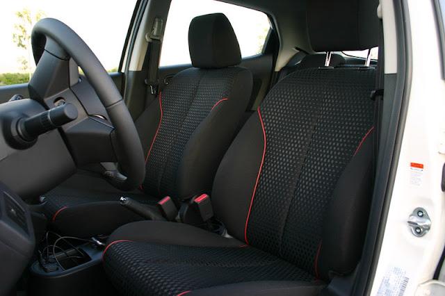 2011 mazda2 interior view 2011 Mazda2