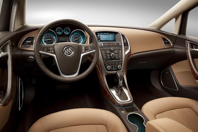 2012 Buick Verano - Interior View