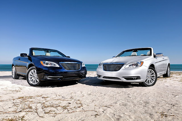 2012 chrysler 200 convertible duo cars view 2012 Chrysler 200 Convertible