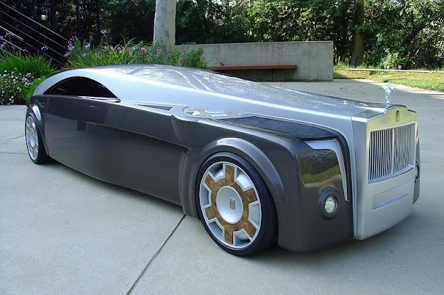 2011 jeremy westerlund rolls royce apparition concept front angle view 2011 Jeremy Westerlund Rolls Royce Apparition