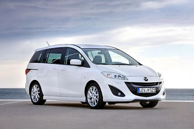 2011 Mazda 5 MPV