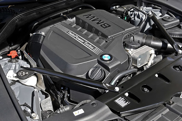 2012 bmw 6 series convertible engine view 2012 BMW 6 Series Convertible