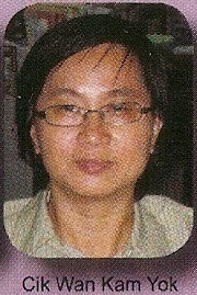 Guru Bahasa Cina dan Kesusasteraan Cina Kelas 5 Damai 2009
