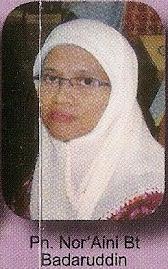 Guru Tingkatan Pertama dan Guru Bahasa Malaysia kelas 5 Damai 2009