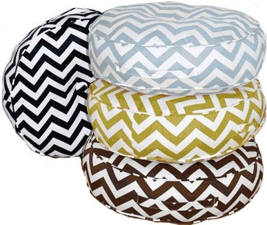 Floor Pillows Kohls : Knight Moves: Ode to Chevron