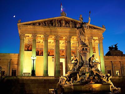 Palas-Athene-Vienna-Parliament-Austria