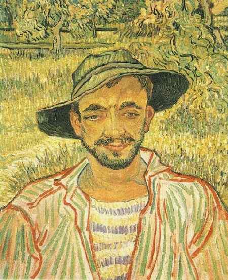 [61.0+x+50.0+cm.Portrait+of+a+Young+Peasant.Rome+Galleria+Nazionale+d]