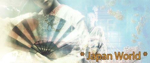 O o * Japan world * o O