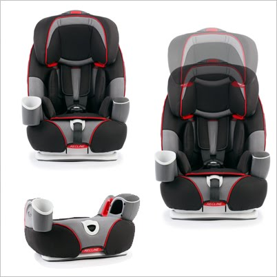 Madhouse Family Reviews: Graco Nautilus group 1 - 2 - 3 car seat ...