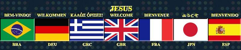 Bem-vindo(a)! Welcome!
