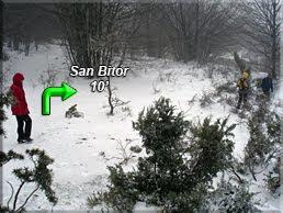Desvío a San Bitor