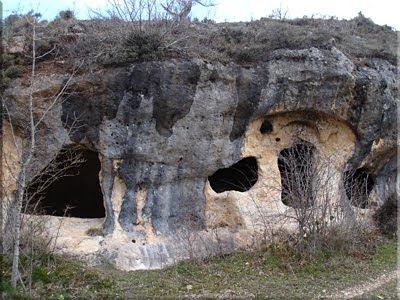 Cuevas eremíticas