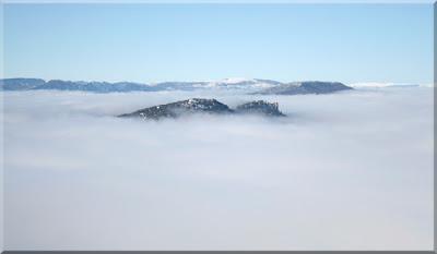 Pico Olvedo ¿monte o isla?