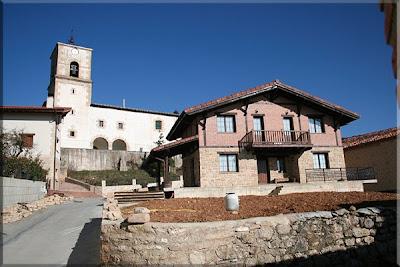 Iglesia Parroquial de San Esteban, en Anúcita/Anuzita