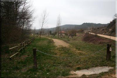 Parque de Izki en Korres