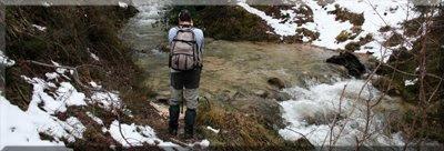 Crecidas aguas del Arroyo los Ríos