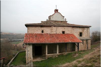 Iglesia Parroquial de San Miguel en Hereña