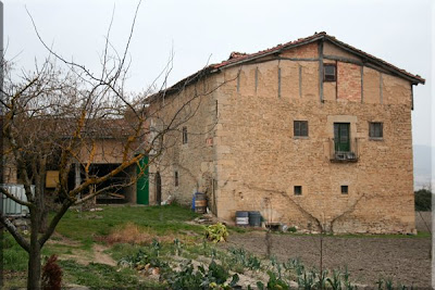 Caserío de Antezana de la Ribera