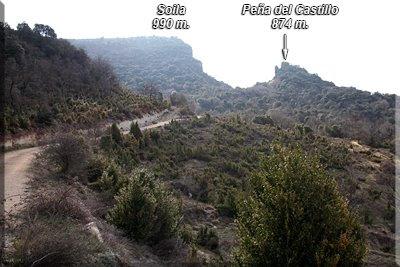 Soila y Peña del Castillo