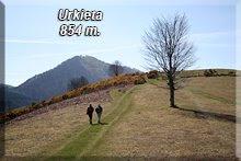 Camino a Urkieta