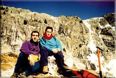 Cascada del Fraile 1992-2009.... 17 años de ausencia