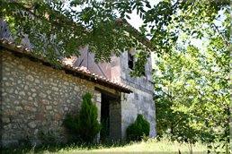 Iglesia de San Esteban en Alangua