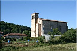 Iglesia Parroquial de San Bartolomé en Domaikia