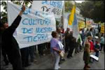 Amigos de Anaga en contra de los derribos de Costas