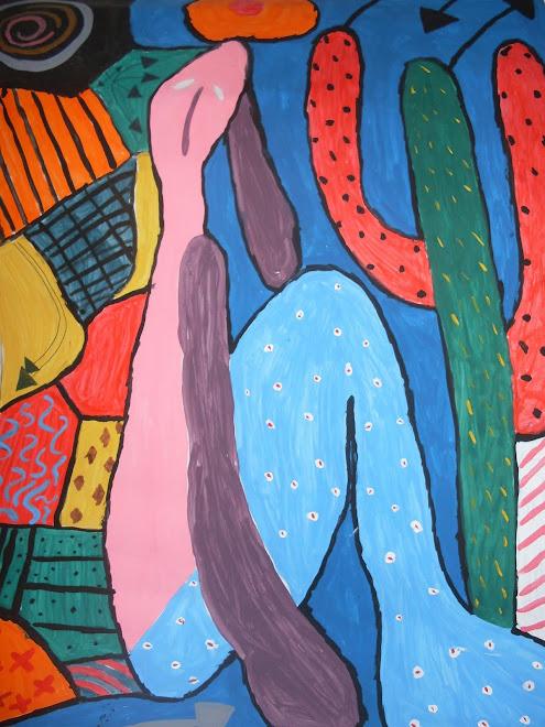 Releituras de obras da Tarsila do Amaral