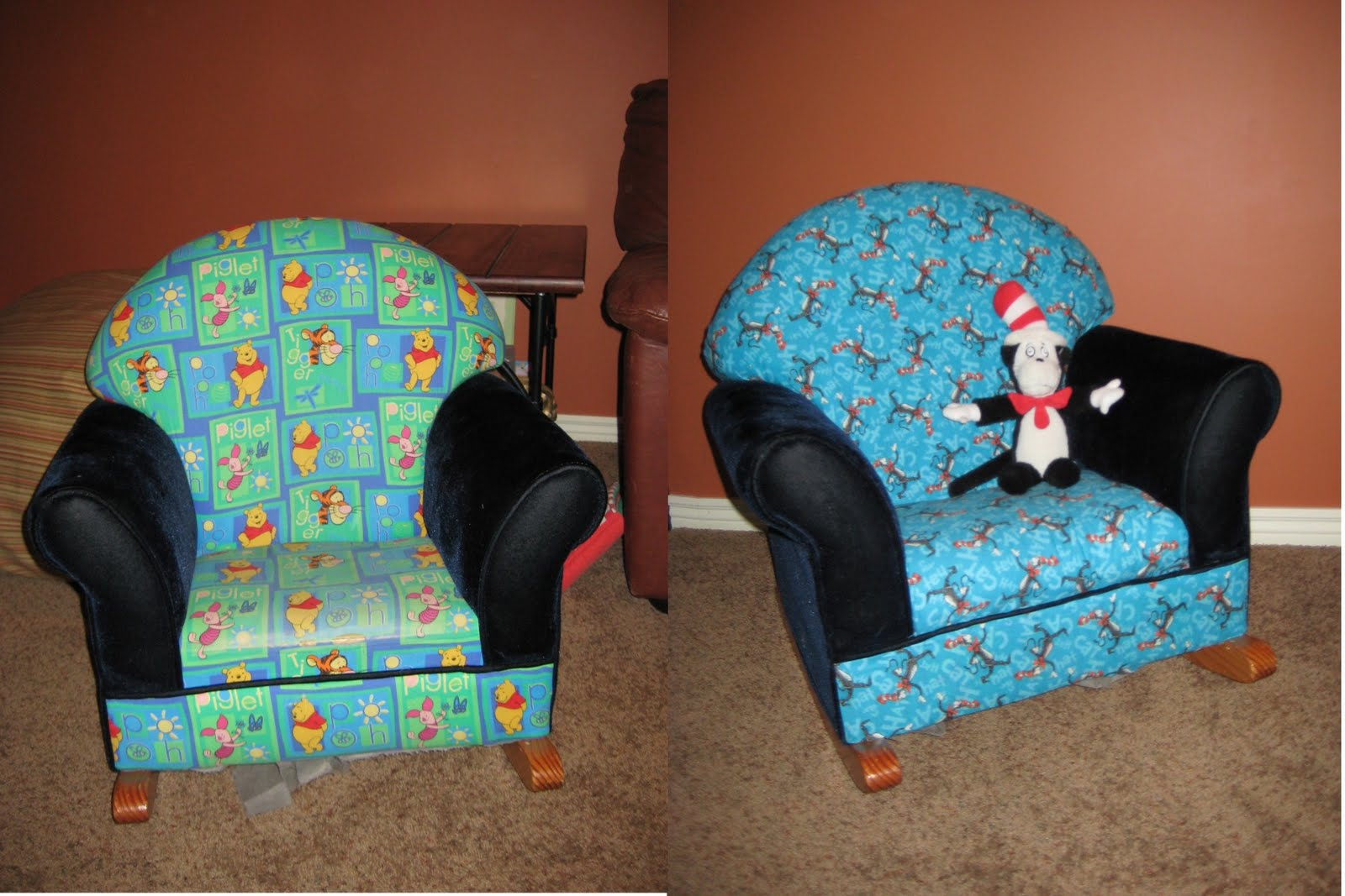 Obseussed a reading chair with flair for Toddler reading chair