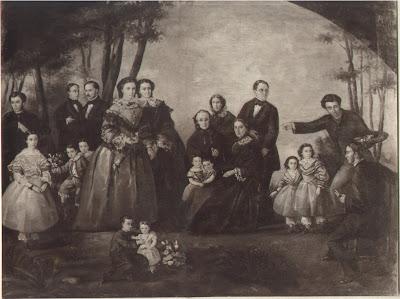 El Panteón de los Guijarro FamiliaGuijarro1853