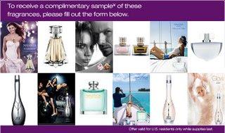 Amostra Grátis do Perfume L.A.M.B. da Gwen Stefani