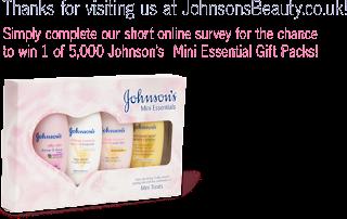 Amostra Gratis Estojo Johnson & Johnson