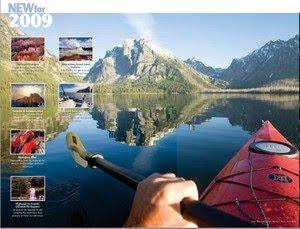 Brinde Gratis DVD ou catálogo de turismo de aventura