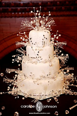 Gorgeous Wedding Cakes Every Last Detail