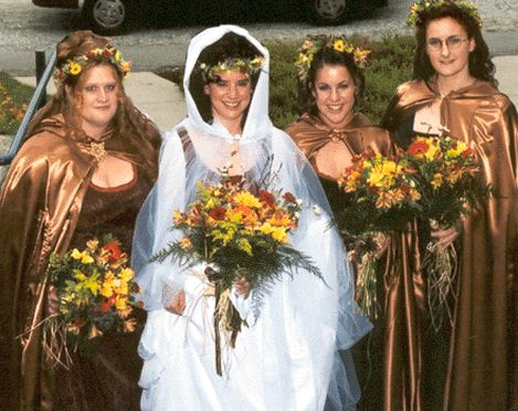 Awful bridesmaid dresses pictures