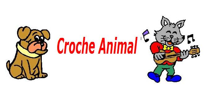 Crochê Animal