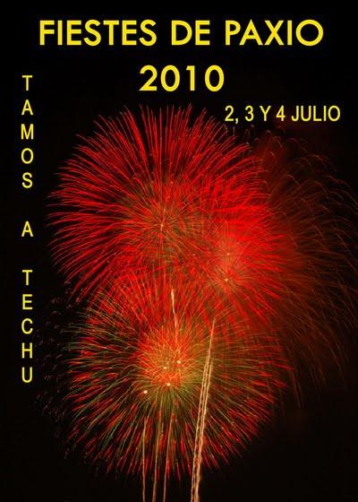 FIESTAS DE PAXIO 2010
