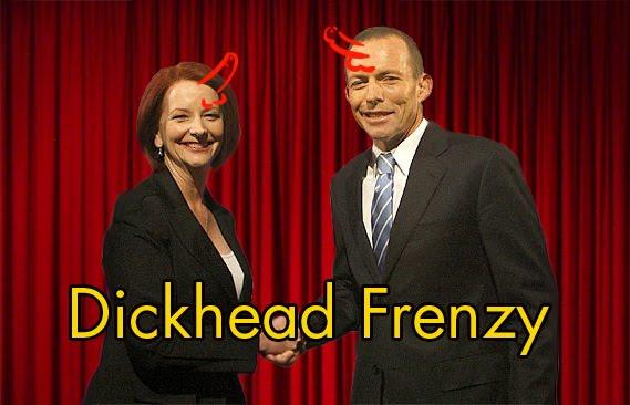 Dickhead Frenzy