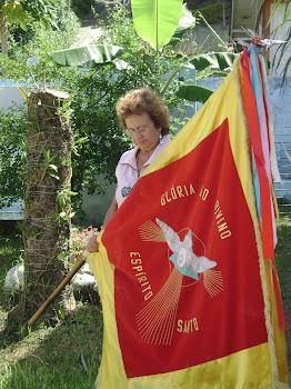 Peditório Visita da Bandeira nas residências