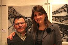 Con Jimena, Diosa Fotografa.