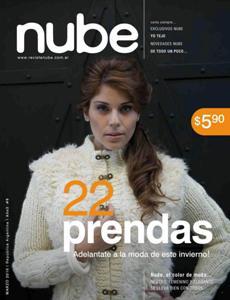 Revista Nube №8 2010