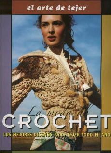 Revista El arte de tejer La moda de crochet