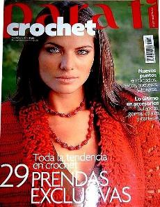 Revista Para ti Crochet 4 2006