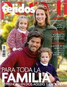 Revista Para Ti Tejidos Familia 2007